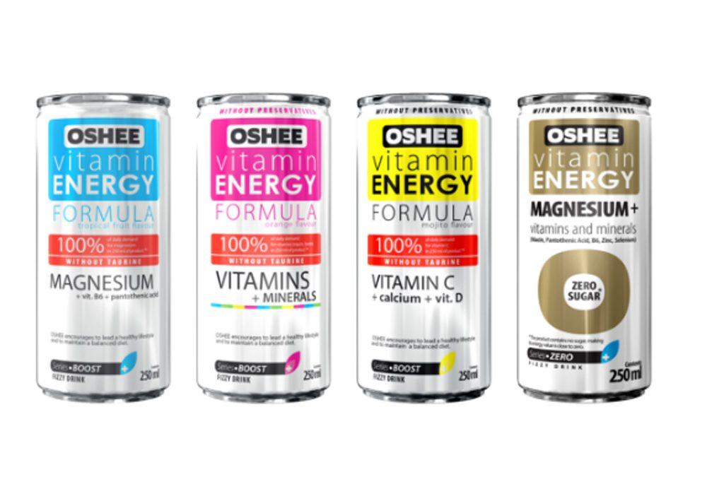 Izotoniniai ir vitaminizuoti gėrimai