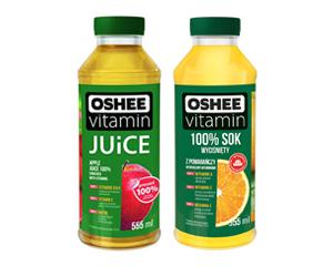 Vitaminizuotos sultys OSHEE