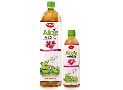 ALEO Pomegranate