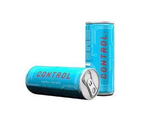 Control energinis gėrimas