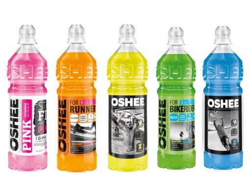 OSHEE izotoniniai gerimai