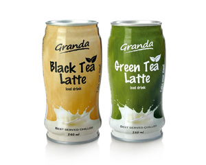 Granda  milk tea drinks