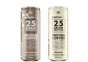 FCB Protein coffee drinks